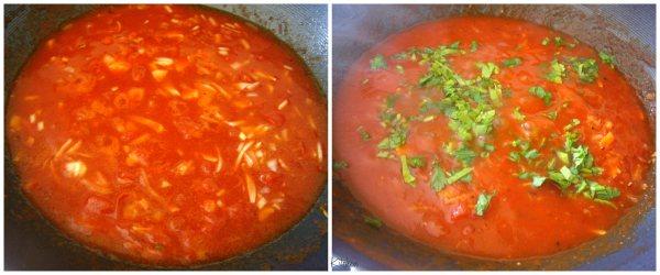 Tomato Pasta Sauce Prep