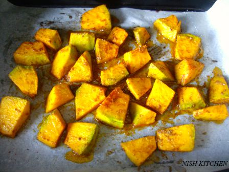 Indian spiced pumpkin soup recipe 2